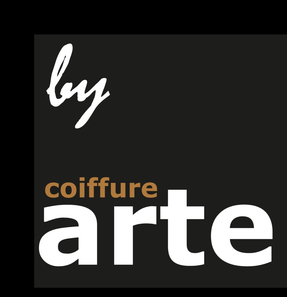 Logo coiffure arte